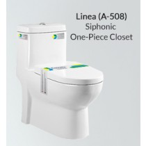 Siphonic One Piece Toilet A-508