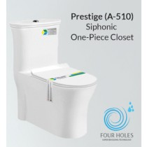 Siphonic One Piece Toilet A-510