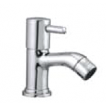Quarter Turn Faucets- Pillar Cock with Aerator - A-805