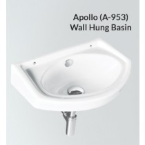 Ceramic Wall Hung Wash Basin - Apollo PX(A-953)