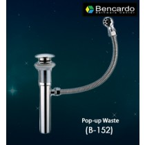 Bathroom Accessory - Pop-up-Waste- B-152