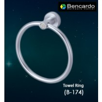Bathroom Accessory - Towel Ring- B-174