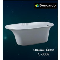 Bathtub- Classical Bathtub- C-3009