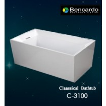 Bathtub- Classical Bathtub- C-3100