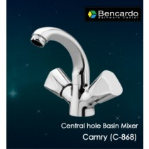 Quarter Turn Faucets- Central Hole Basin mixer - C-868