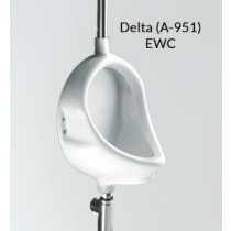 Wall Hung Urinal Delta - PX-A-351