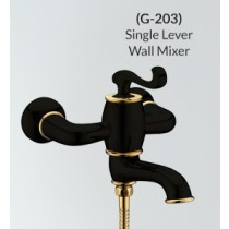 Single Lever Wall Mixer With Provision of Hand Shower G-203