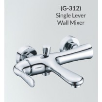 Single Lever Wall Mixer With Provision of Hand Shower G-312