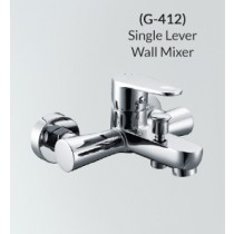 Basin Faucet Single Lever Wall Mixer With Provision of Hand Shower G-412