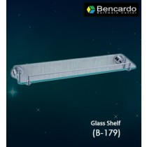 Bathroom Accessory  - Glass Shelf  - B-179