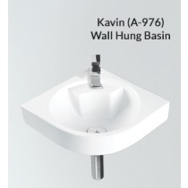 Ceramic Wall Hung Wash Basin- Kavin PX(A-976)