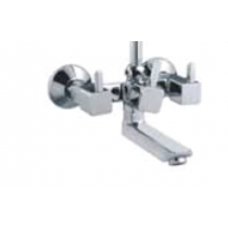 Quarter Turn Faucets- Wall Mixer with L bend  115mm pipe- L849