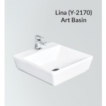 Ceramic Above Counter Wash Basin - Lina-PX(Y-2170)
