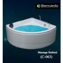 Bathtub- Massage Bathtub- C-063