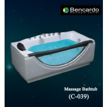Bathtub- Massage Bathtub- C-039