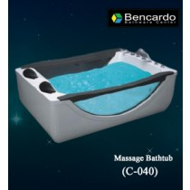 Bathtub- Massage Bathtub- C-040