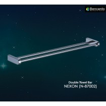 Bathroom Accessory  - Double Towel Bar - N-87002