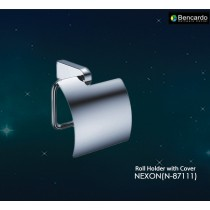 Bathroom Accessory - Roll Holder with Cover - N-87111