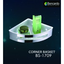 Bathroom Accessory  - Corner Basket  - B-1709
