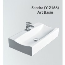 Ceramic Above Counter Wash Basin - Sandra-PX(Y-2166)
