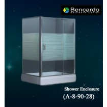 Shower Enclosure- Shower Rooms- A-8-90-28