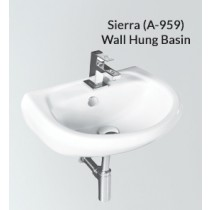 Ceramic Wall Hung Wash Basin- Sierra PX(A-959)