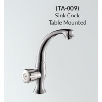 ABS Faucets - Sink Cock Table Mounted
