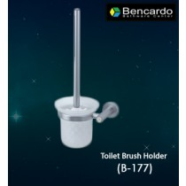 Bathroom Accessory - Toilet Brush Holder- B-177