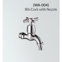 ABS Faucets - Bib Cock with Nozzle